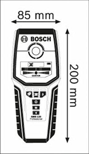 Bosch GMS 120 características